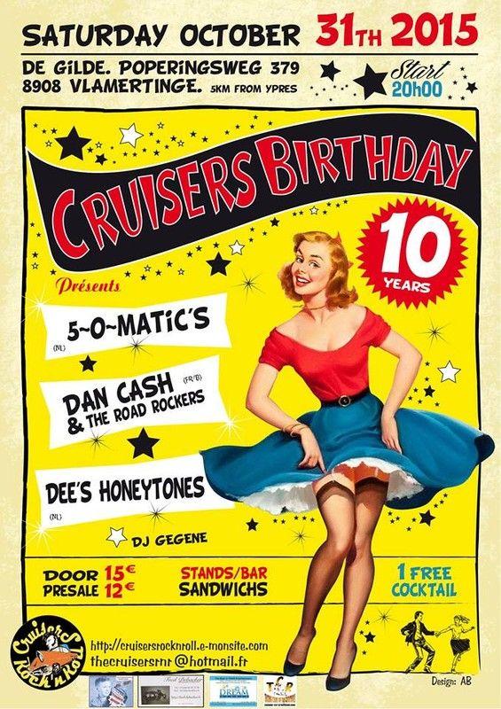 - Cruisers birthday !!! -