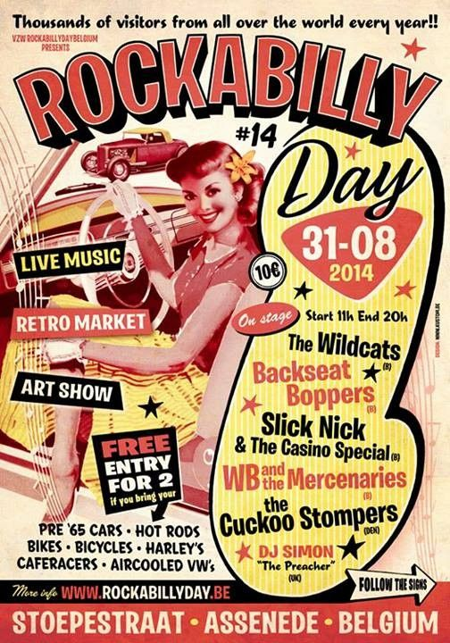 - rockabilly day 2014 -