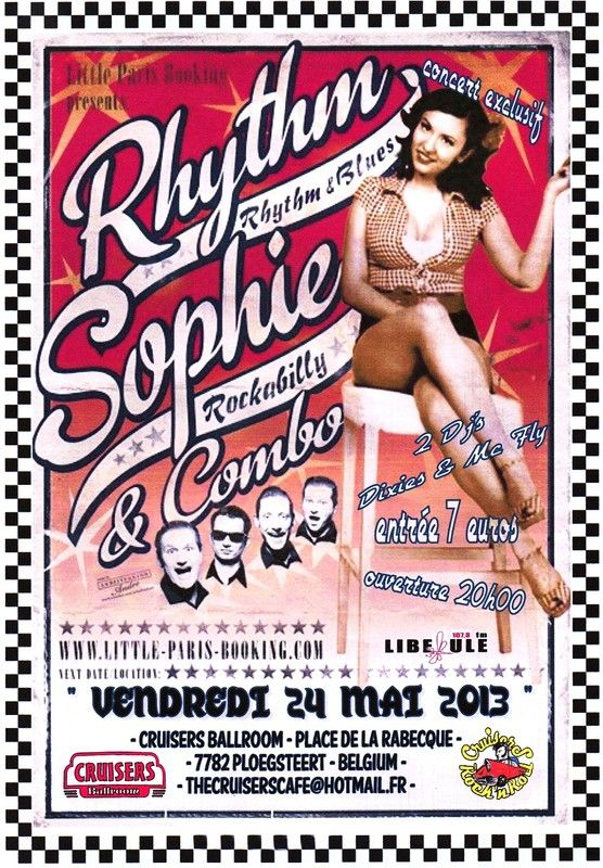 - concert exclusif cruisers cafe !!! vendredi 24 mai !