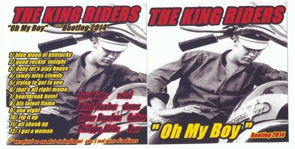 - cd King Riders dispo............. -