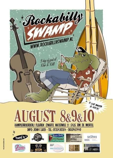 - Rockabilly swamp 2014 -