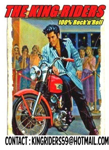 - the king riders - 100% elvis rock'n'roll ......