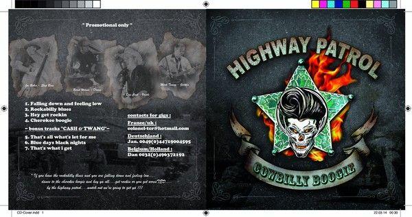 - cd promo Highway Patrol dispo....... -